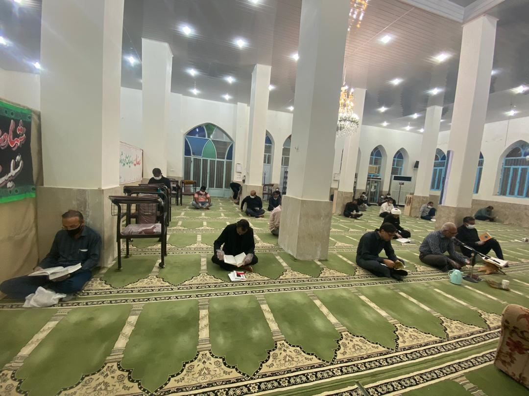 تصویر از مساجد قشم میزبان میهمانان شب های قدر