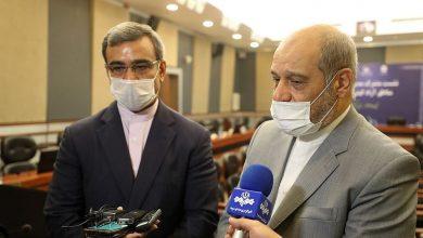 تصویر از مصاحبه مدیرعامل منطقه آزاد قشم درباره افتتاح طرح های عمرانی