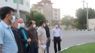 تصویر از بررسی مشکلات پروژه های عمرانی و فضای سبز شهر قشم