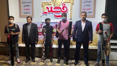 تصویر از نماینده منطقه آزاد قشم نفر برتر مسابقات اسنوکر استان هرمزگان شد