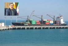 تصویر از صادرات بیش از 132 هزار تن انواع محصولات از اسکله کاوه منطقه آزاد قشم