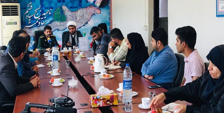 تصویر از خبرنگاران، کلید حل مشکلات مردمند