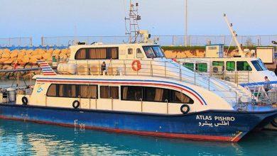 تصویر از اقتصاد کرونایی شناورهای مسافری بندرعباس و قشم را به گِل نشاند