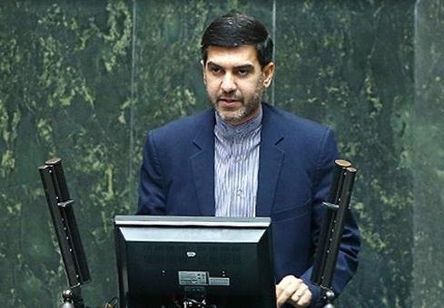 تصویر از نماینده هرمزگان، نائب رئیس فراکسیون مناطق آزاد وتجاری مجلس
