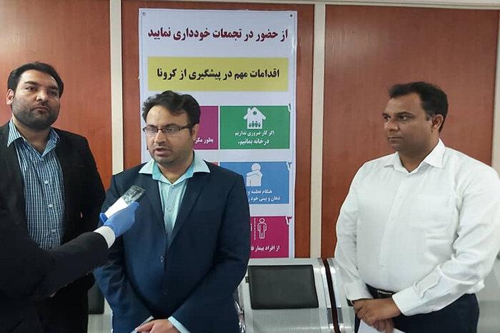 تصویر از اهدای ۲ هزار اقلام بهداشتی به شبکه بهداشت و درمان قشم