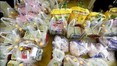 تصویر از ۱۵۰ بسته غذایی حمایتی در قشم توزیع شد