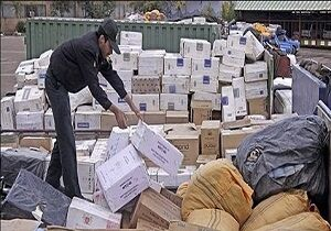 تصویر از افزایش ۲۶۲ درصدی کشف کالای قاچاق در قشم