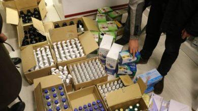 تصویر از توزیع ۶۰۱۶۴ کالای بهداشتی در درگهان قشم