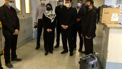 تصویر از اهدای ۱۲ میلیارد ریال کالای پزشکی به بیمارستان پیامبر اعظم (ص) قشم