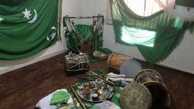 تصویر از مرکز مردم شناسی روستای سَلَخ افتتاح شد