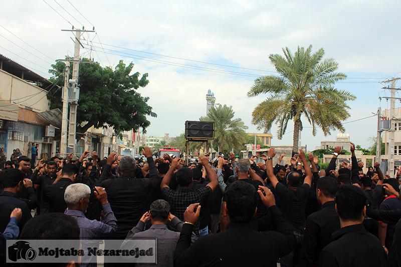 تصویر از اربعین حسینی در قشم