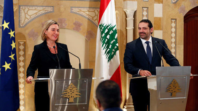 Photo of موگرینی:سرنوشت آوارگان سوری به مذاکرات ژنو گره خورده است/موضعمان درباره قدس با لبنان یکی است
