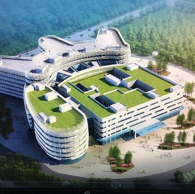 تصویر از احداث بیمارستان ۱۰۰۰ تختخوابی به نام پروفسور سمیعی در چین