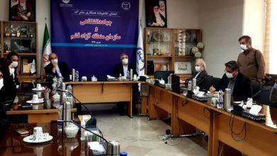 تصویر از همکاری جهاد دانشگاهی با سازمان منطقه آزاد قشم