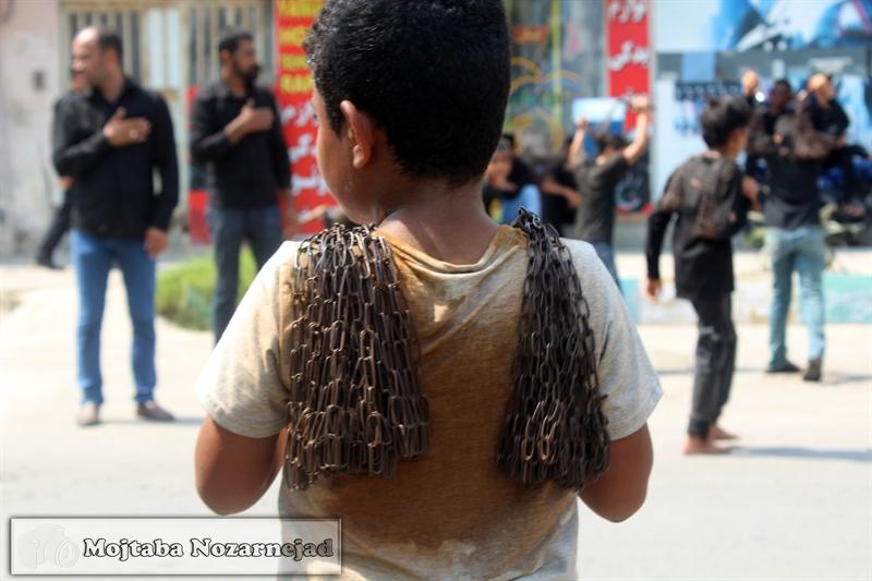 تصویر از نگاهی به عاشورای حسینی از ساحل قشم