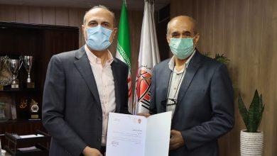 تصویر از محمدپور رئیس هیئت بسکتبال منطقه آزاد قشم شد