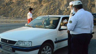 تصویر از بازگرداندن بیش از 9 هزار دستگاه خودرو پلاک غیر بومی به استان های مبدا در مبادی ورودی هرمزگان در 48 ساعت اولیه طرح ممنوعیت تردد