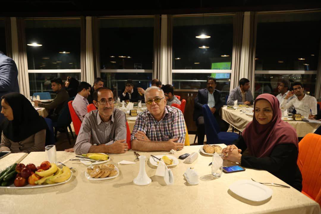 تصویر از طی مراسمی خبرنگار محور؛ اعضای انجمن های صنفی روزنامه نگاران تجلیل شدند